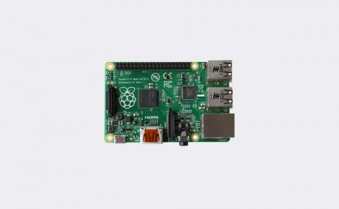 Raspberry Pi View 1 STOLEN