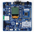 Photograph of RL78/G14 microcontroller
