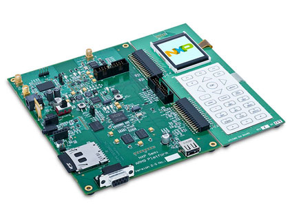NXP LPC3180 ARM9 Development Kit