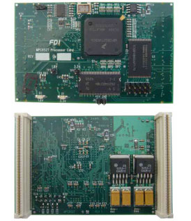 PowerPC Processor Board