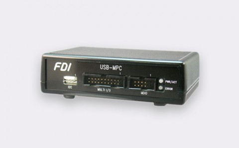 USB-MPC-KIT Front angle